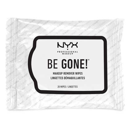 Be Gone! Makeup Remover Wipes