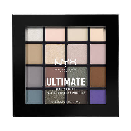 ULTIMATE SHADOW PALETTE - Cool neutrals